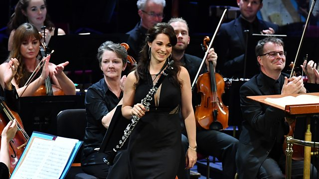 BBC Radio 3 - BBC Proms, 2018, Mozart and Mahler, Wolfgang