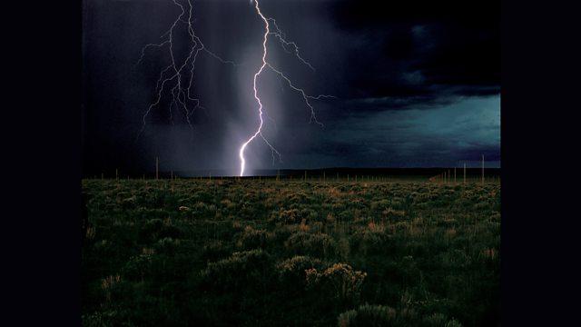 At the Lightning Field