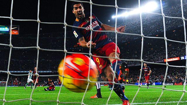 BBC World Service - World Football, La Liga, Joel Robles and a