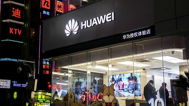 BBC World Service - Tech Tent, Australia Hands Huawei 5G Ban