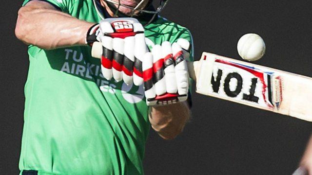 BBC Sport - Cricket, Ireland v Afghanistan - second ODI
