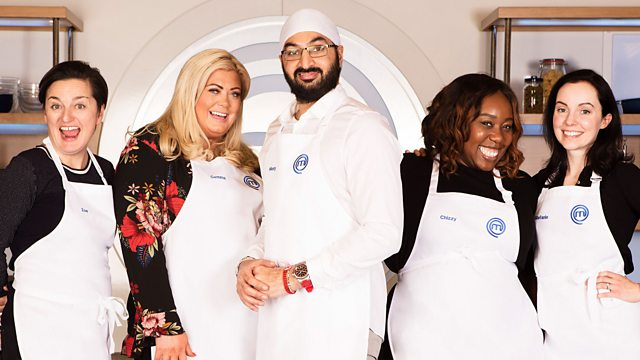 Celebrity Masterchef winner crowned - BBC News