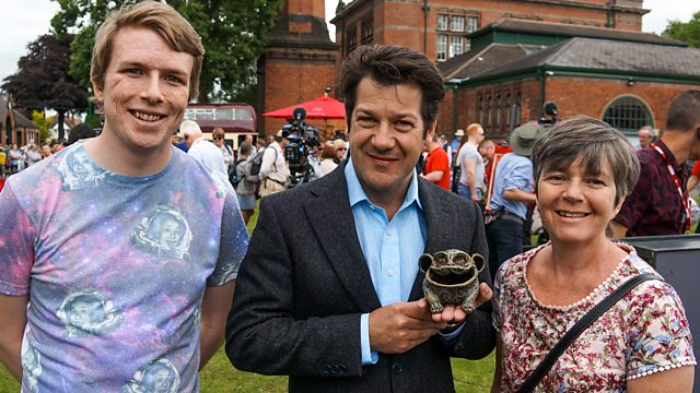 BBC One - Antiques Roadshow, Series 40, Abbey Pumping Station 1