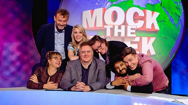 BBC Two - Mock the Week, Series 17, Episode 9