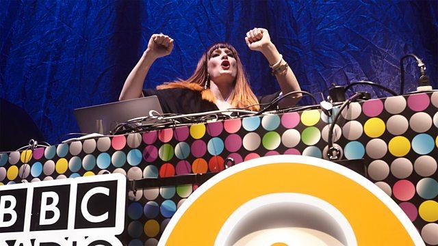 BBC Radio 2 - Ana Matronic's Dance Devotion, Radio 2's All