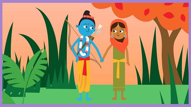School Radio - Dance: Key Stage 1 - Let's Move, Diwali - Festival of Light,  1. Rama and Sita