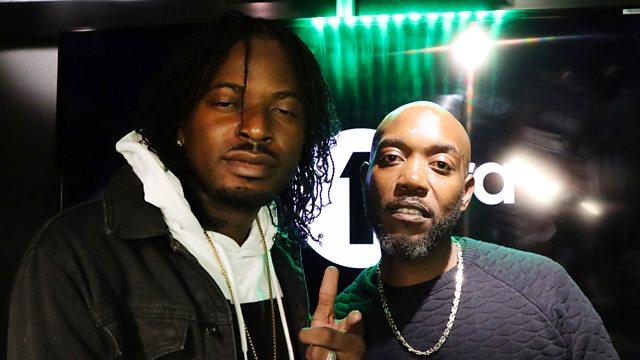 BBC Radio 1Xtra - Seani B, Govana & King Jammy