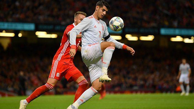 Wales V Spain