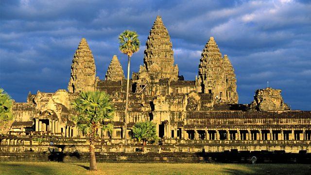 khmer empire kings