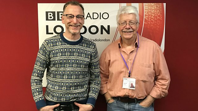 BBC Radio London - My London, Ken Scott