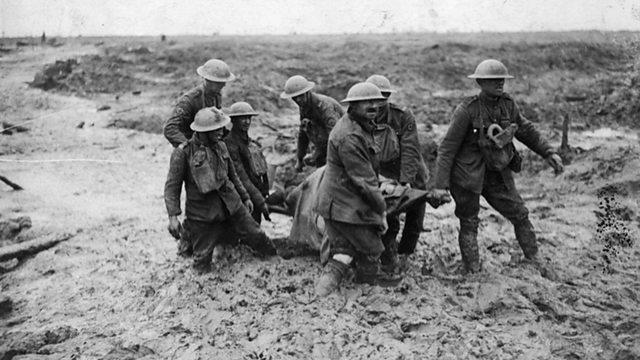 bbc world service witness the battle of passchendaele