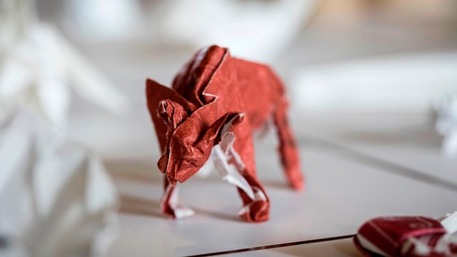 Bunny Chopstick Holder Origami | C CHANNEL | 360x640
