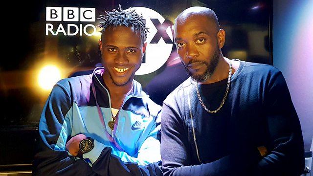 BBC Radio 1Xtra - Seani B, Laa Lee with an incredible freestyle!