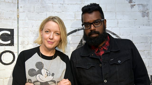 d13b4c4a BBC Radio 6 Music - Lauren Laverne, The Romesh Ranganathan hour