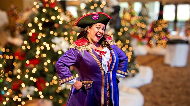 Christmas Crackers Hat.Cbeebies Radio Captain Captain S Christmas Crackers