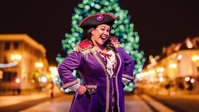 Christmas Crackers Hat.Cbeebies Radio Captain Captain S Christmas Crackers We
