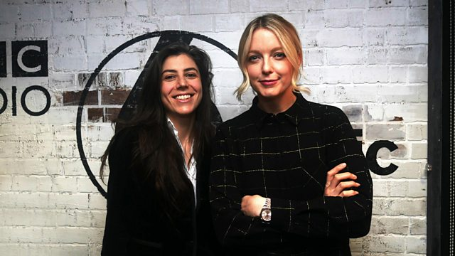 d6a9cec6 BBC Radio 6 Music - Lauren Laverne, Julia Holter in the 6 Music Live ...