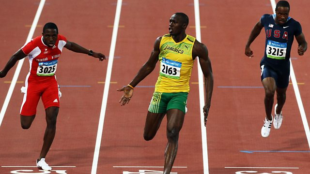 BBC World Service - Sporting Witness, Usain Bolt - The Birth of a ...