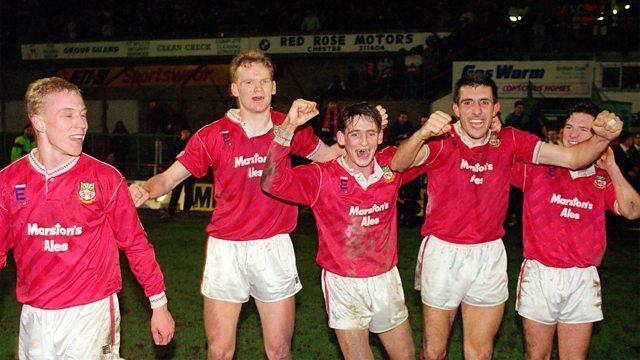BBC Sport - The FA Cup, Rewind, Rewind - Third-Round Classics