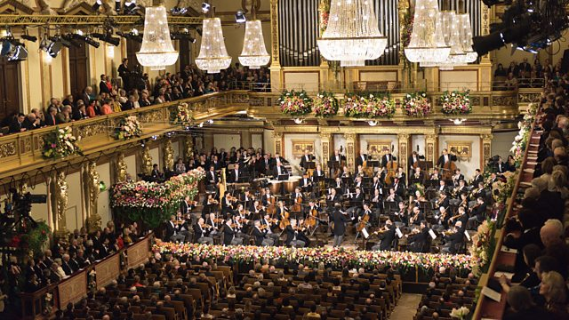 BBC Radio 3 - New Year's Day Concert, Live from Vienna ...