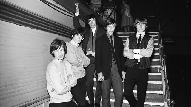 BBC Radio 2 - The Rolling Stones In Blue