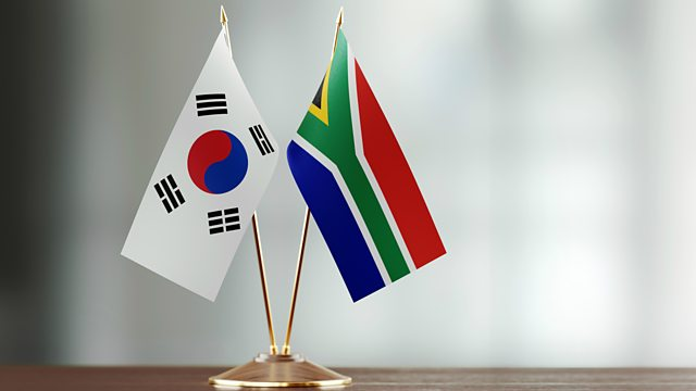 51a8c0d59ab BBC World Service - Global Business, Koreans in South Africa