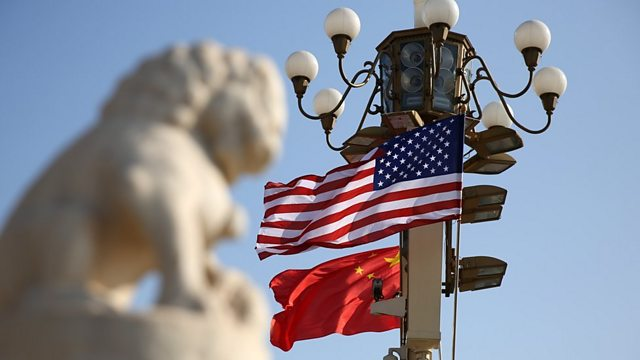 Bbc World Service World Business Report Us China Trade Talks Resume
