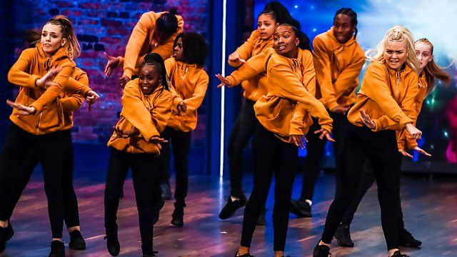 BBC One - The Greatest Dancer, Series 1, Episode 4