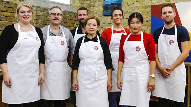 MasterChef episodes - BBC Food