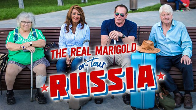 the real marigold on tour series 3