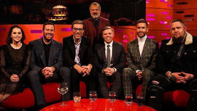 BBC One - The Graham Norton Show, Series 24, Episode 18