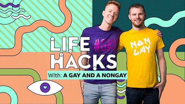 A gay and a non gay