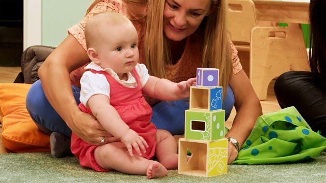 Cbeebies The Baby Club Series 1 Building Blocks