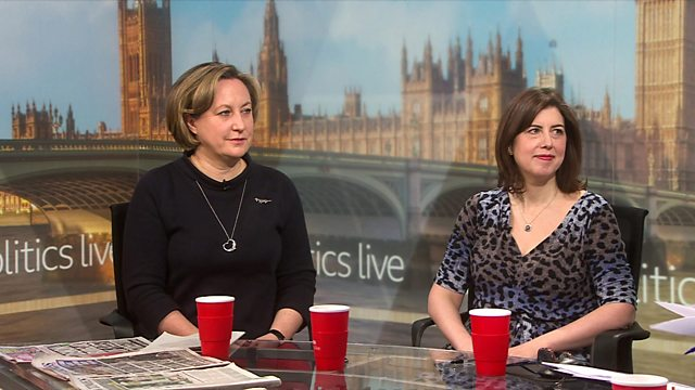BBC Two - Politics Live, 27/03/2019
