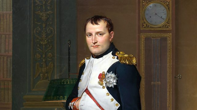 BBC World Service - The Forum, Napoleon: From empire to exile