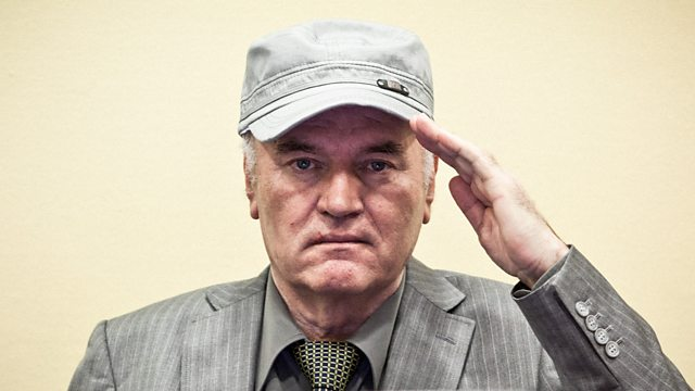 BBC Four - Storyville, The Trial of Ratko Mladic