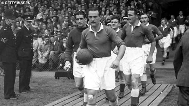 BBC - BBC Archive, Football Legends - George Hardwick