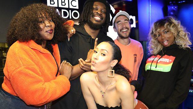 BBC Radio 1Xtra - Snoochie Shy, Come Through Like Funky Thursday