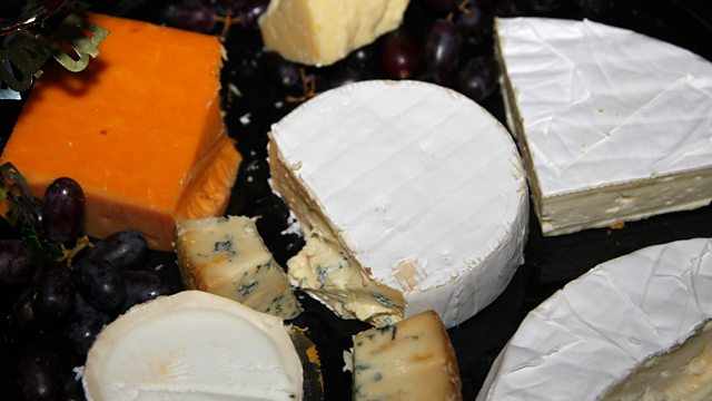 BBC Radio Berkshire - Eat with Your Ears, Is British Cheese
