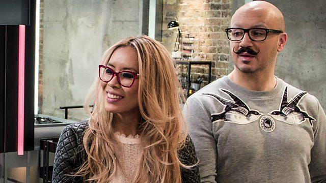 BBC Three - Glow Up: Britain's Next Make-Up Star, Series 1