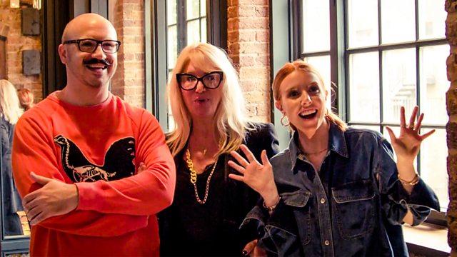 BBC Three - Glow Up: Britain's Next Make-Up Star, Series 1, Episode 7