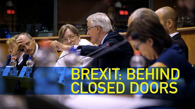 Bbc Four Storyville Brexit Behind Closed Doors Part 1