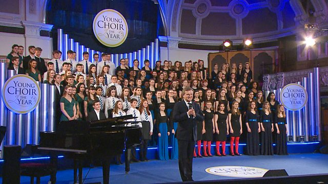 BBC One - Songs of Praise, Young Choir of the Year (Senior Semi-Final)