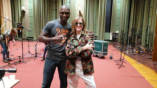 BBC Radio 2 - The Blues Show with Cerys Matthews, Cedric