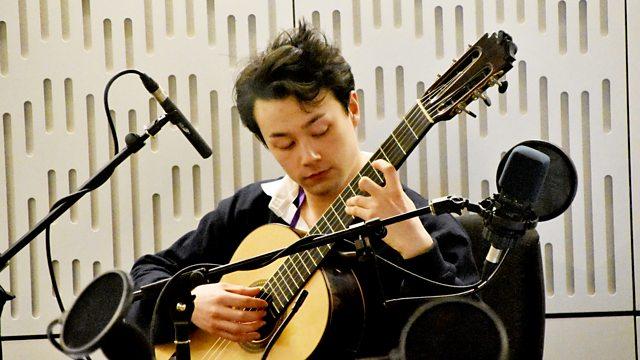 BBC Radio 3 - Sean Shibe's Guitar Zone, Past and Future Sounds