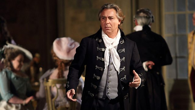 BBC Radio 3 - Opera on 3, Giordano's Andrea Chénier at the