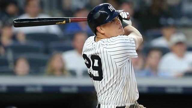 Are the Yankees favorites out of the American League when healthy?