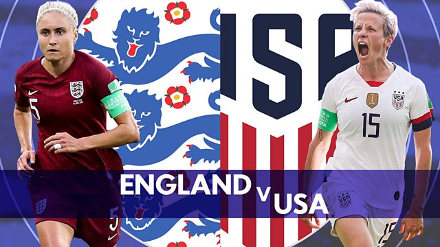semi final england v usa fifa women s world cup 2019