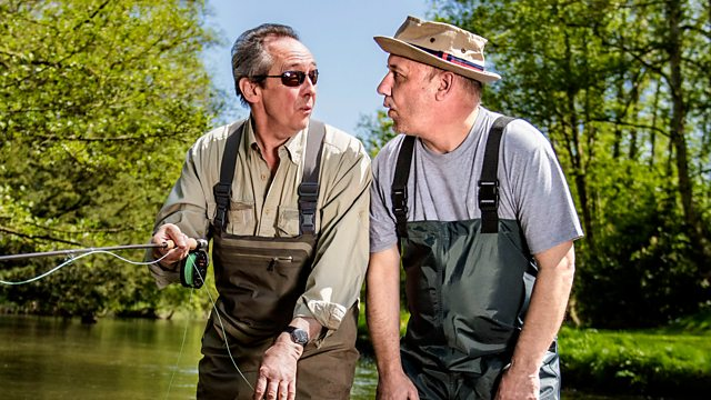 BBC Two - Mortimer & Whitehouse: Gone Fishing, Series 1, Episode 1