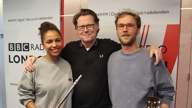 BBC Radio London - Robert Elms, Bryony Jarman-Pinto, Lee